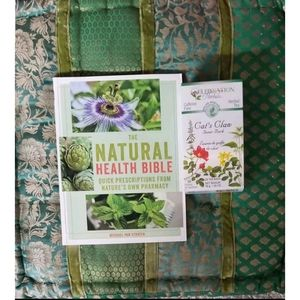 Natural Health Bible and Cat's Claw Tea (NEW)
